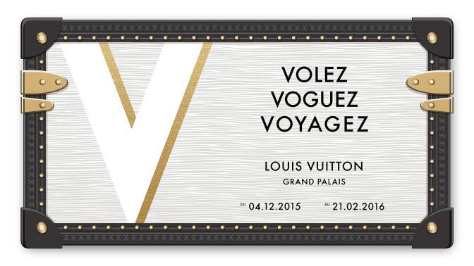 Louis Vuitton déballe son sac au Grand Palais